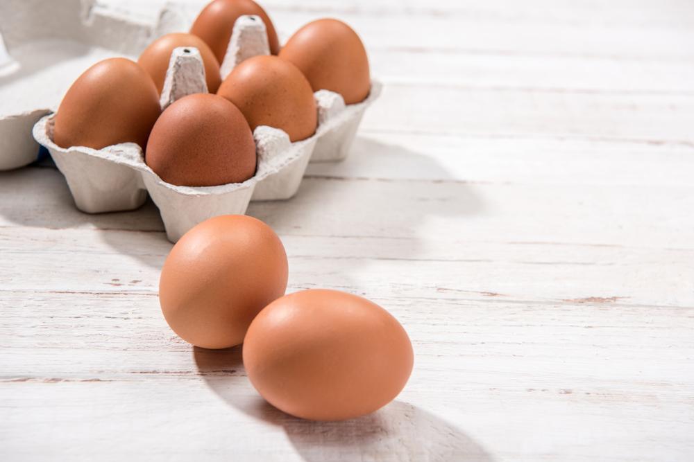 cara menyimpan telur ayam