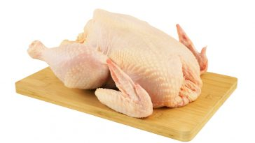 Istilah Potongan Karkas Ayam