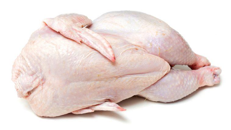 Potongan Karkas Ayam Sehat