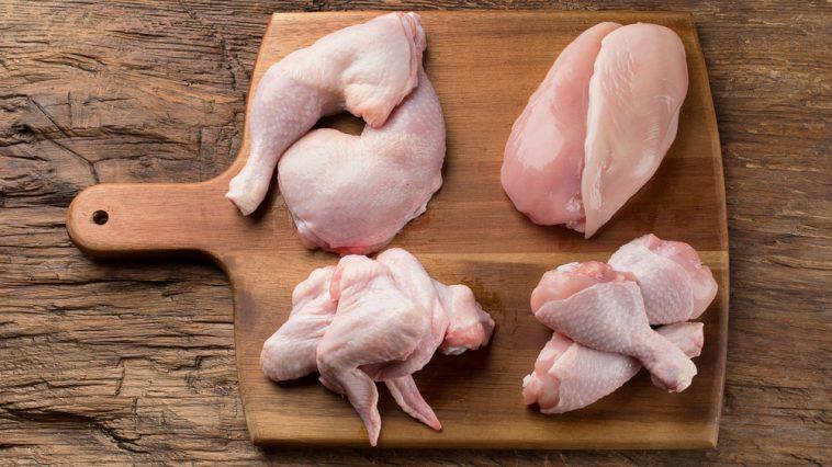 Jenis Potongan Ayam Karkas
