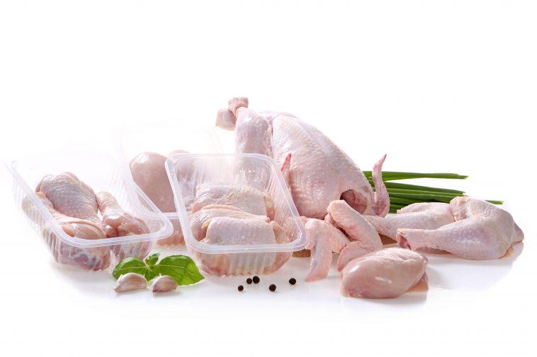 jenis karkas ayam