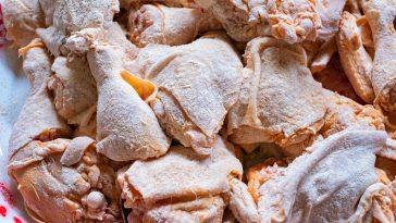 karkas ayam untuk fried chicken