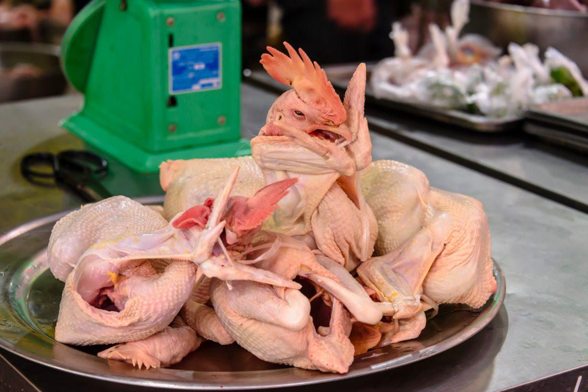 mengenal karkas ayam